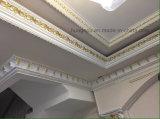 Ventas calientes en la cornisa del sur de la PU del mercado de Africe que moldea para la decoración del techo