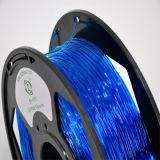 3Dプリンター材料のための1.75mmの青のヒップのフィラメント