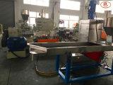 江蘇の対の段階水リングの熱い表面ペレタイジングを施すシステム