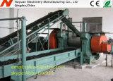 Gummireifen, die Zeile, verwendete Reifen aufbereiten Maschinen, Reifen-Abfallverwertungsanlageaufbereiten