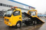 5t weg - de Prijs van de Vrachtwagen van Wrecker van de Vrachtwagen van de Verwijdering van het Blok 4X2