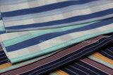 Tela teñida hilado del satén del Spandex del algodón para el tipo de tela de algodón
