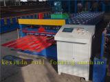 Roulis 1000 populaire de panneau de toit de l'Inde Kexinda Ibr formant la machine