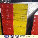 Acier froid de moulage de travail de la barre D2/SKD11/Cr12Mo1V1 plate
