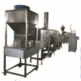 Chaîne de production fabriquée complètement automatique de pommes chips