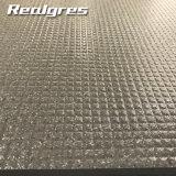 Tuile Polished de mur de Chambre du modèle 3D de granit de pleine porcelaine moderne de corps