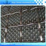 Maglia del quadrato dell'acciaio inossidabile con il rapporto dello SGS