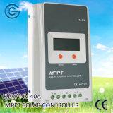 Serie de Cargadores Solares MPPT 40A Controlador para Sistema de Energía Solar