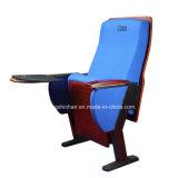Asiento barato del estadio de los muebles de la silla de Upholsteres del shell de la madera contrachapada