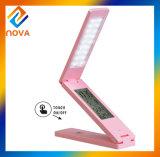 Hotel Desk lámpara de luz LED libro con el certificado CE