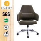 Cadeira de couro contemporânea do gerente para o quarto do escritório (HT-875B)