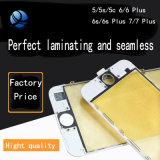 La nuova affissione a cristalli liquidi di 100% seleziona fuori l'obiettivo di vetro per il iPhone 6/6p/6s/6sp 7/7p