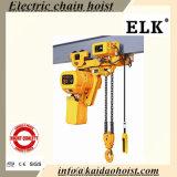 Grua Chain elétrica da baixa altura livre dos alces 0.5ton com trole--Certificados do CE