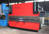 Ruptura hidráulica 100t/3200 da imprensa do CNC com a máquina de dobra A66