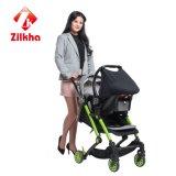 Bebé verde del ánodo Car- con el marco y 3 en 1