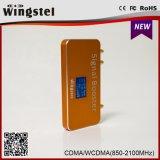 850 amplificador móvil de la señal de 2100MHz G/M WCDMA 65dB con la visualización del LCD