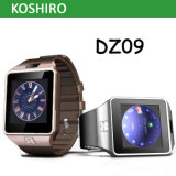 Montre en gros de smartphone de Bluetooth SIM Dz09