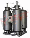 Stickstoff-Gas durch die Anwendung von Druck-Schwingen-Aufnahme