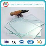 glace de flotteur d'espace libre de 3-12mm/glace r3fléchissante/glace de flotteur teintée pour la construction