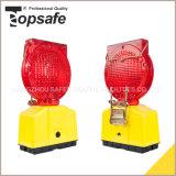 태양 에너지 소통량 도로 공사 경고등을%s 가진 S-1317super LED