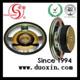 50mm 8ohm 1W runde wasserdichte Plastik Lautsprecher-Fabrik RoHS