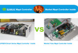 2017 Hot Sell! 12 / 24V / 48 Detecção automática MPPT 80A Max Solar Charge Controller