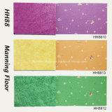 Commerciële VinylBevloering Dichte onderst-2mm Hh8811 van pvc