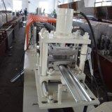 Rolo frio das portas do obturador do rolo do metal que dá forma à máquina