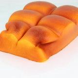 Späteste Liste-goldene gelbe Kuchen vorbildliche PU-Druck-Spielwaren