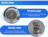 Stérilisateur portatif de vapeur de pression d'acier inoxydable