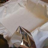 Antiadherente de Hogares de pergamino Papel de aluminio Pan Forro de papel para hornear vapor Roastin