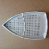 Pattino di alluminio del ferro del Teflon, pattino del ferro di PTFE