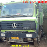 중국 오른손 드라이브 덤프 트럭