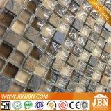 Marfil и стеклянная плитка стены мозаики (M815099)