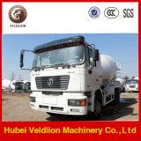6X4 Vrachtwagen van de Concrete Mixer van Shacman 10/12m3 de Nieuwe