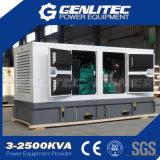 防音のCummins力200kw 250kVAの無声ディーゼル発電機