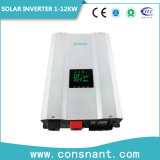 Гибрид одиночной фазы 48VDC 230VAC с инвертора 12kw решетки солнечного