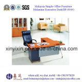 中国製メラミン事務机の木の家具(A224#)