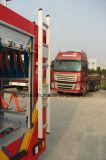 Porte en aluminium d'obturateur de rouleau de camion de pompiers