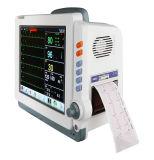 Med-Pm-9000c ECG equipamento médico portátil de monitor paciente de 12 polegadas