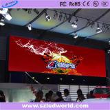 Hohe Innendefinition örtlich festgelegter farbenreicher LED-Bildschirm für das Bekanntmachen (P3, P4, P5, P6)