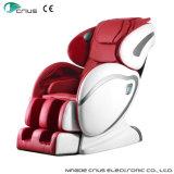 Cadeira elétrica luxuosa da massagem da gravidade zero