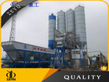 Centrale de malaxage concrète de l'énergie Hzs35 inférieure fabriquée en Chine
