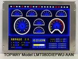 """"""" module intelligent d'affichage à cristaux liquides d'étalage du TFT LCD 800X600 8 (HMT080EB-C)"""