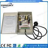 C.C. do CCTV da caixa de distribuição da fonte de alimentação da câmera de 8 canaletas (12VDC4A8P)