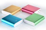 Bateria do telemóvel e do carregador do iPad