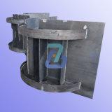 Pieza de la máquina de Pieza-OEM de la fabricación de la soldadura