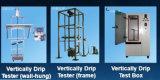 Le mur IEC60529 a arrêté le type cadre d'égouttement de l'appareil de contrôle Ipx1/2 de Wateproof verticalement