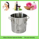 Vendita calda da 3 galloni dell'acqua del distillatore di Moonshine kit domestico di fermentazione della caldaia inossidabile ancora con il barile di colpo