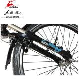 """Bicyclette de 250W 36V de type du bâti électrique multicolore 26 d'alliage d'aluminium """" (JSL038G-9)"""